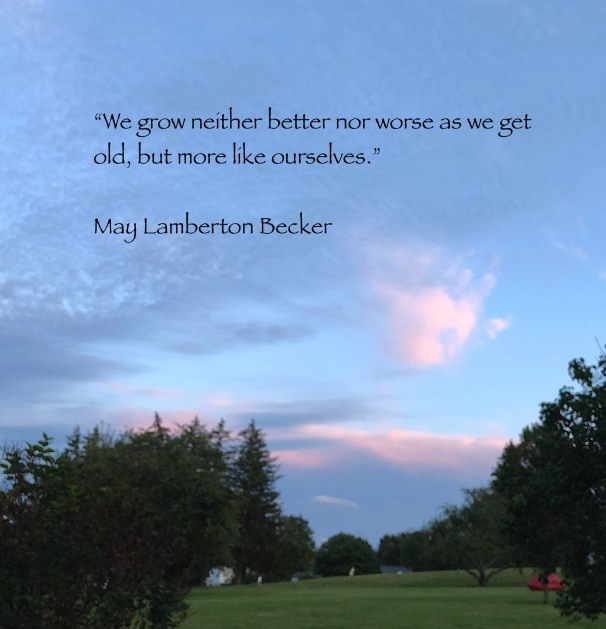 Becker quote