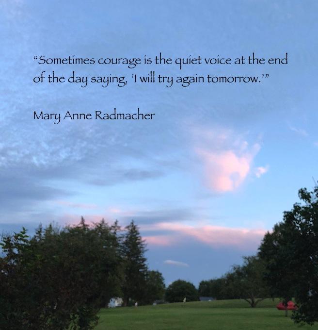 Radmacher quote