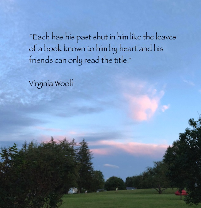 Woolf quote
