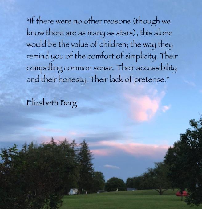 Berg quote