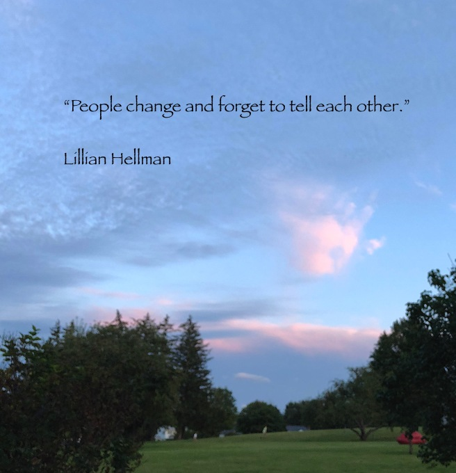 Hellman quote