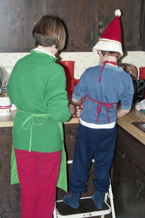xmas cookies1993