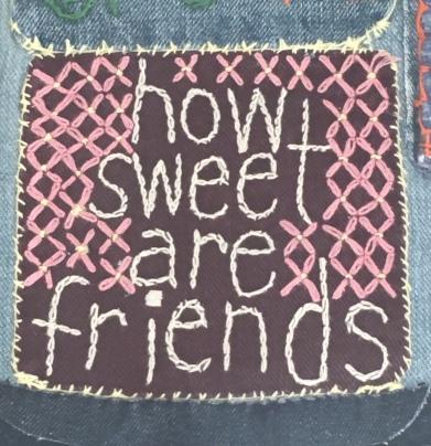 friends patch