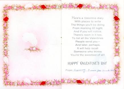 valentine's card 1966040