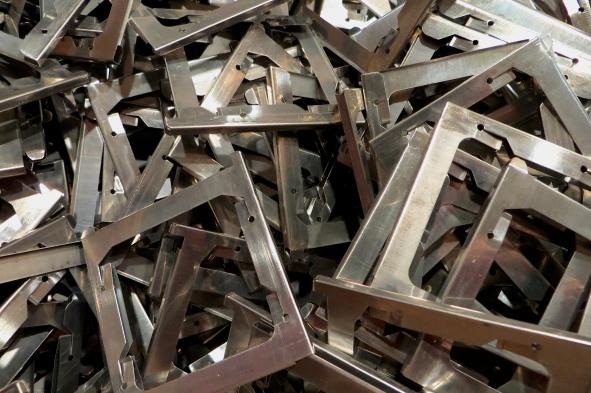 metal slides