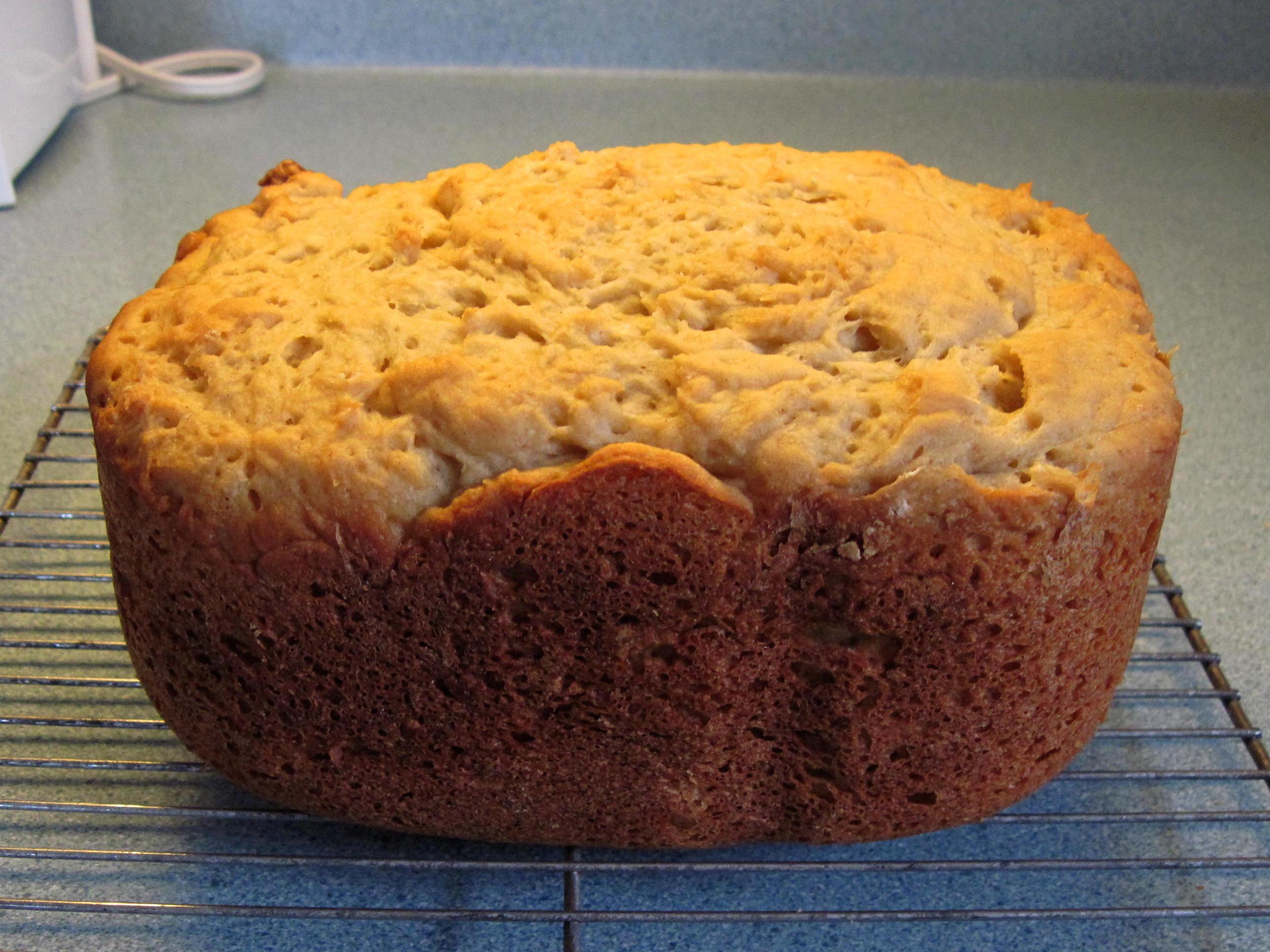 GF bread 2012
