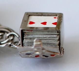 card deck open charm