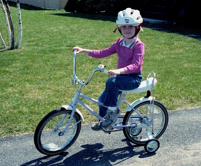 new bike K