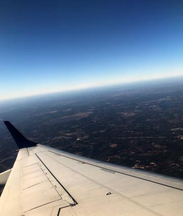 plane sun