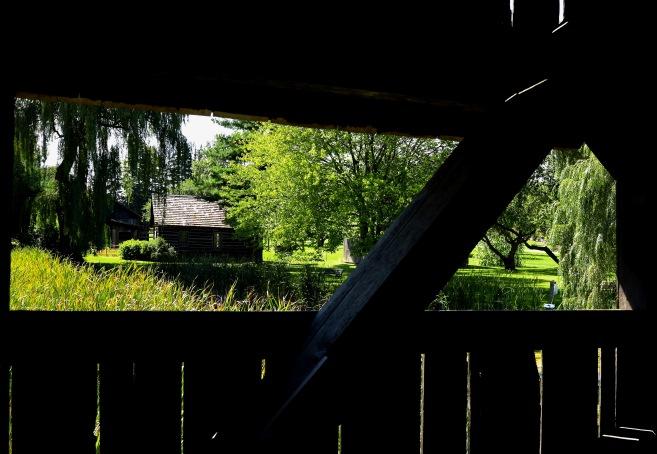 bridge window