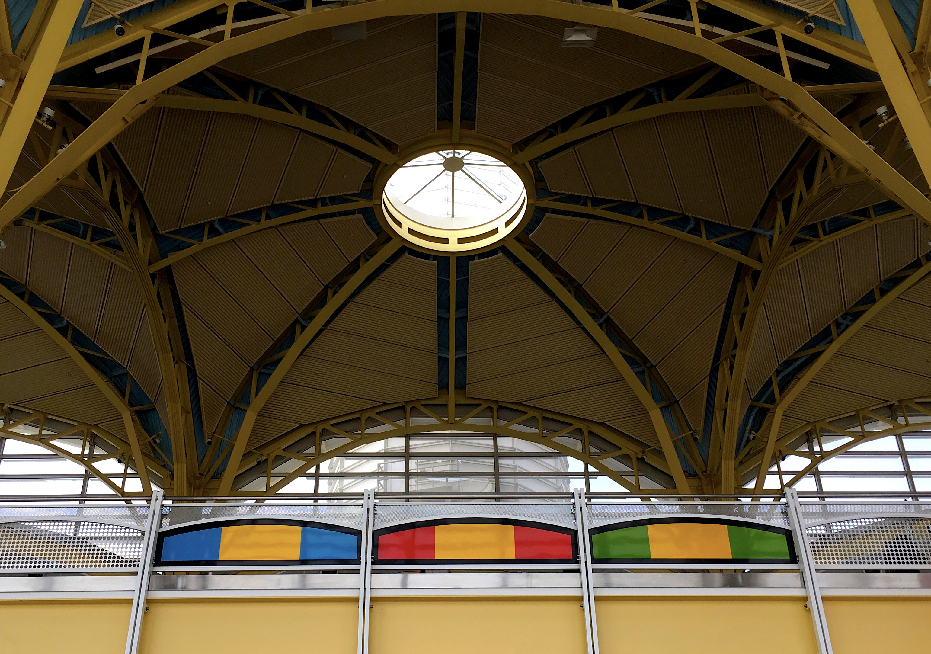 airport symmetry