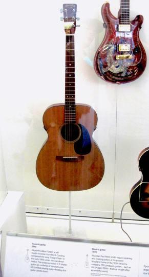 Cotten guitar