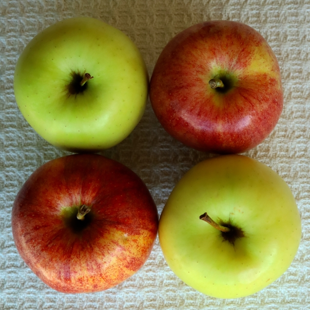 apple square